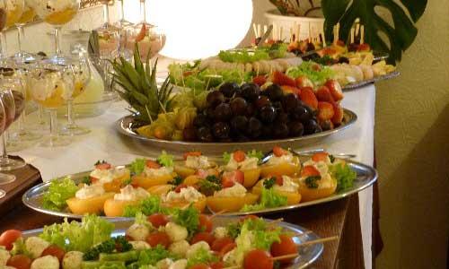 Fleischerei- Partyservice Schwella Speisen